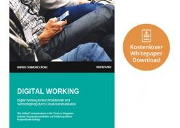 Digital Working – Top Vorteile und Herausforderungen