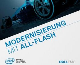 Modernisierung mit All-Flash