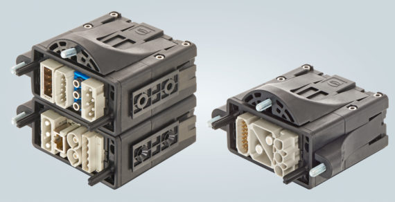 HARTING setzt Standards / Messe SPS IPC Drives ab 27.11.