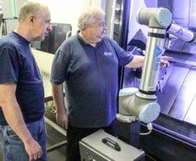 Universal Robots garantiert Rethink-Kunden Zukunftssicherheit