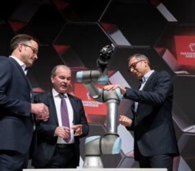 HANNOVER MESSE 2019 (1.-5. April): Industrielle Intelligenz erleben: Von der Komponente bis zur Systemlösung