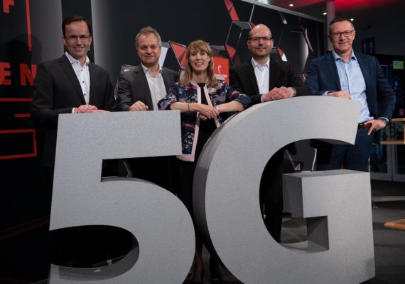 HANNOVER MESSE boomt mit Industrie 4.0