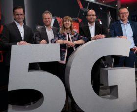 HANNOVER MESSE boomt mit Industrie 4.0, Künstlicher Intelligenz und 5G