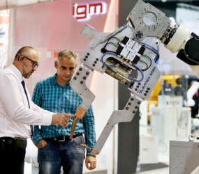 Maschinenbau-Mekka MSV