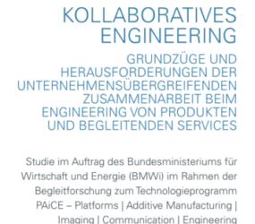 Studie: Weiterentwicklung des digitalen Zwillings Voraussetzung für die kollaborative Entwicklung
