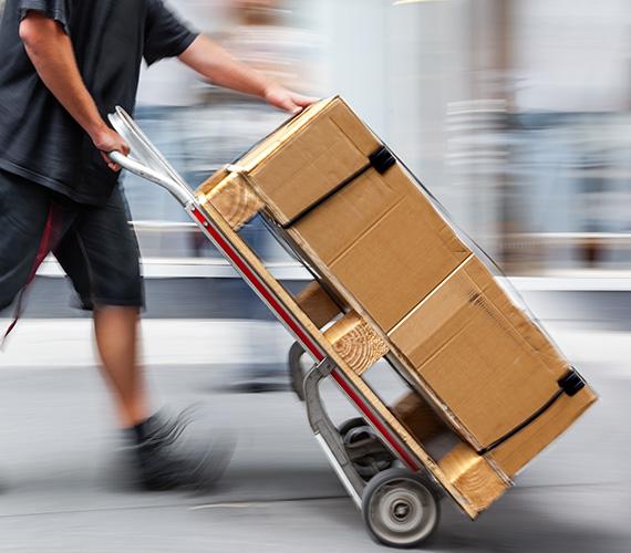 Paketbote