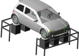 Adams 2019 bietet vereinfachte Abläufe in der Fahrdynamiksimulation und erweiterte Echtzeitmöglichkeiten