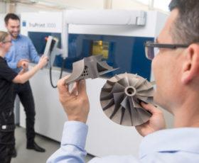 Automatisierte Prozesse verbessern 3D-Druck im Werkzeugbau