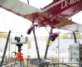 Artec 3D veröffentlicht Artec Remote App für Langstrecken-Scanner Artec Ray