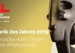 """Mercedes-AMG ist die """"Fabrik des Jahres"""""""