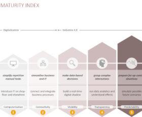 Industrie 4.0 Maturity Assessment – ein Werkzeug für eine holistische Industrie 4.0 Transformation in der Prozessindustrie