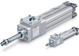 Hält, was er verspricht: Der bislang kleinste ISO-Verriegelungszylinder von SMC