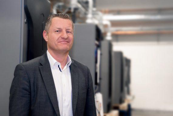 Solidpower-Geschäftsführer Gerald Neuwirth