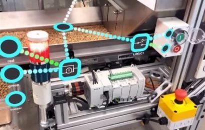 Neue Vuforia Spatial Toolbox treibt räumliche AR-Programmierung von Maschinen und Robotern voran