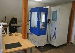Maschinenbau & Konstruktion Scholz GbR setzt auf kompaktes CNC-Graviersystem von LANG