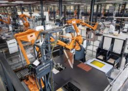 Kaufland entscheidet sich für Roboter-Kommissioniersystem von Vanderlande