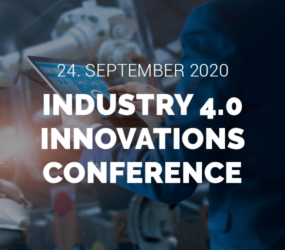 [Live-Konferenz] Industry 4.0 Innovations Conference