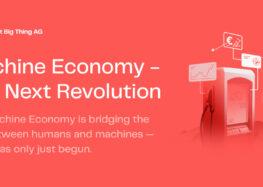 Die Machine Economy entwickelt sich zum Treiber für Strukturwandel nach der Krise