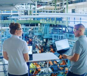 Dezentrale Produktion: Mehr als eine Reaktion auf die Krise