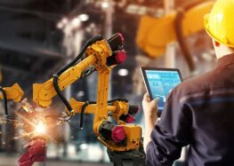 Industrieroboter: China führt wirtschaftliche Erholung an